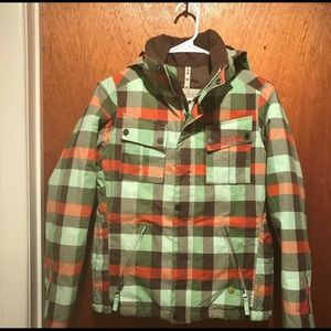 Burton woman's ski jacket